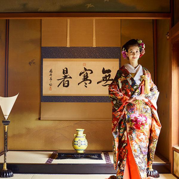 ceremony 御成の間挙式