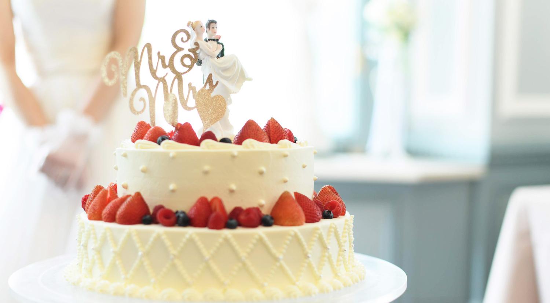 お料理 ウェディングケーキ s01