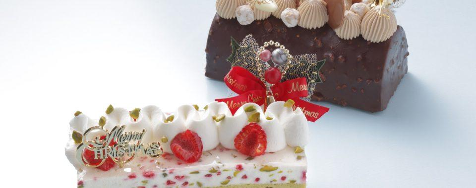【長楽館BOUTIQUE】長楽館オリジナルクリスマスケーキ【2020年】